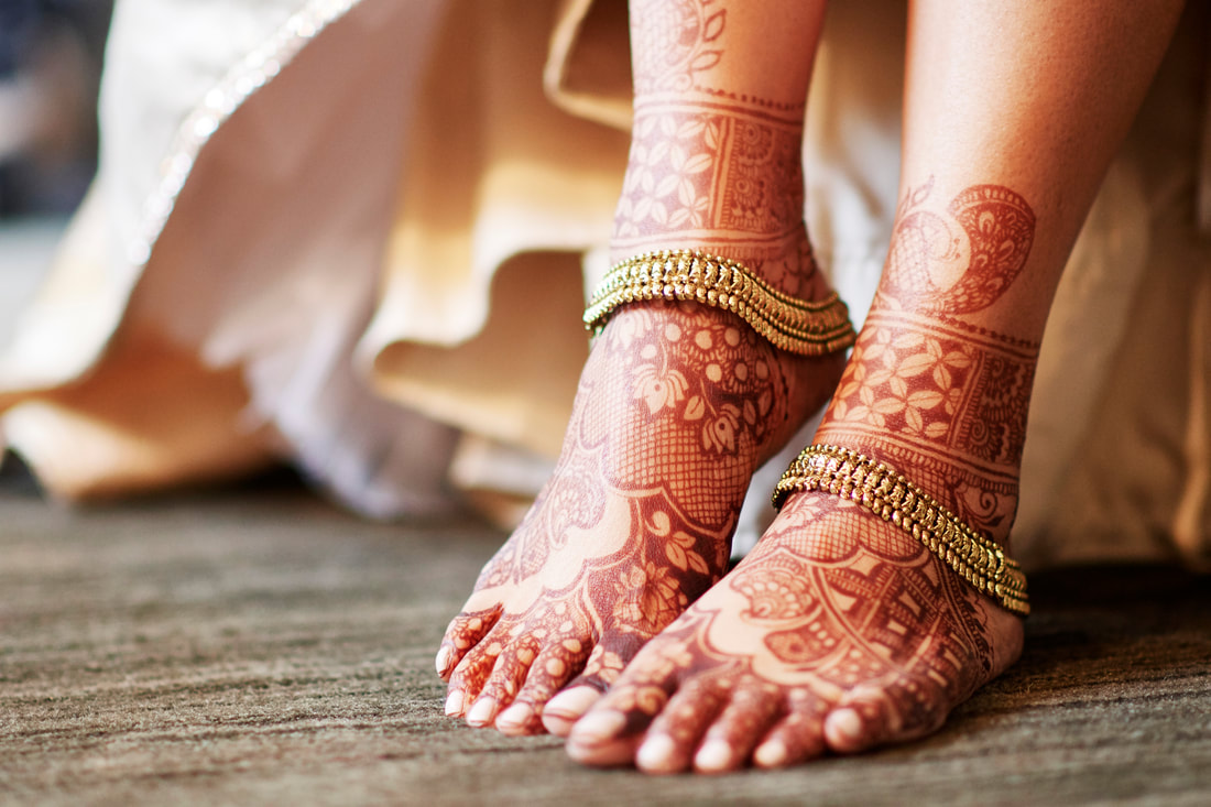 Bhavna's Henna & Arts LLC - Henna tattoo artist in