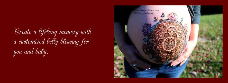 Belly Blessings Bhavna S Henna Arts Llc